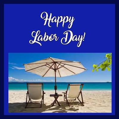 Happy Labor Day - Sanibel Vacations